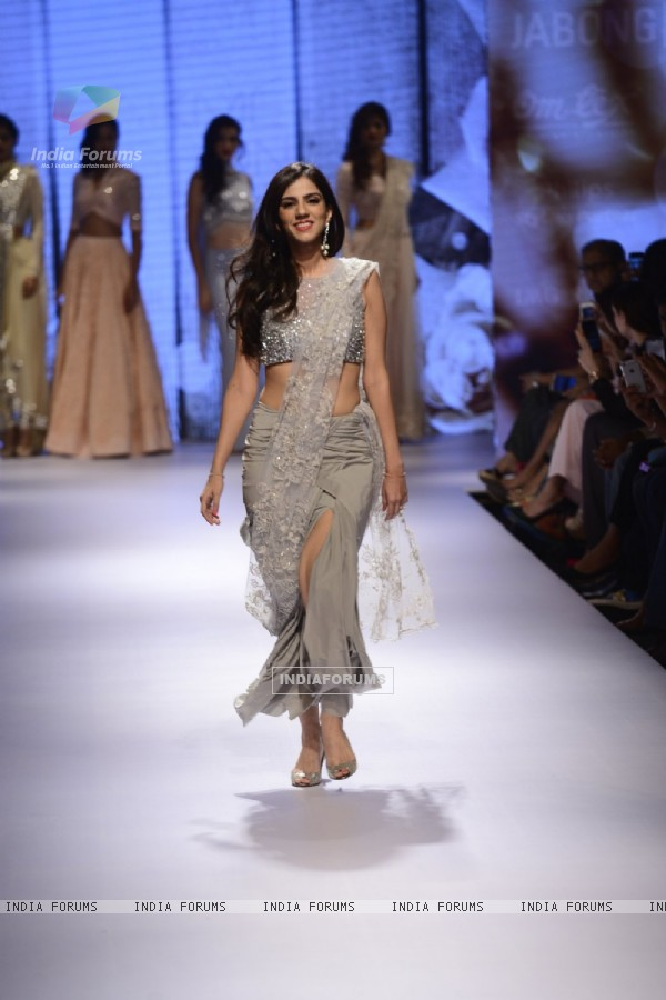 Nishka Lulla at Lakme Fashion Week Day 5