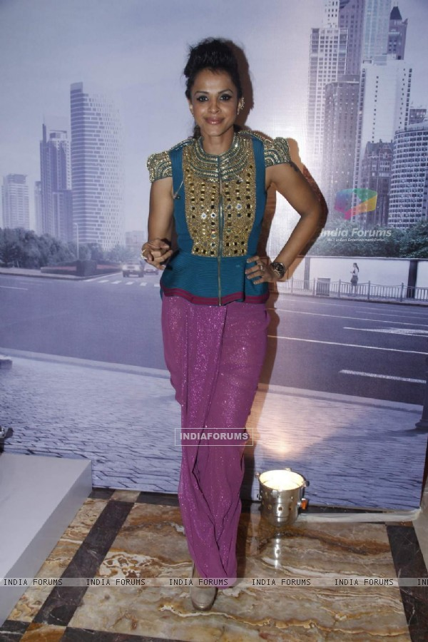 Manasi Scott at Vespa Bash