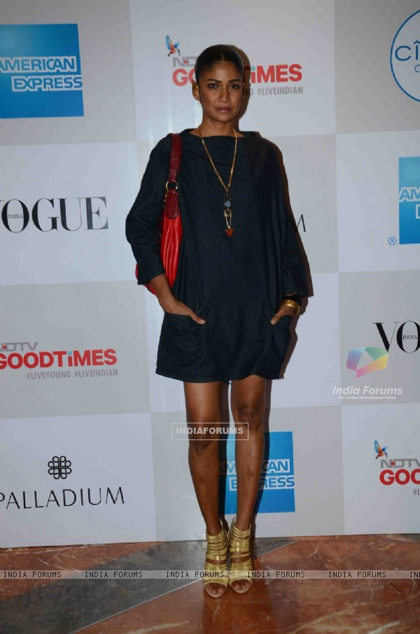 Carol Gracias at Fashion's Night Out by Vogue India