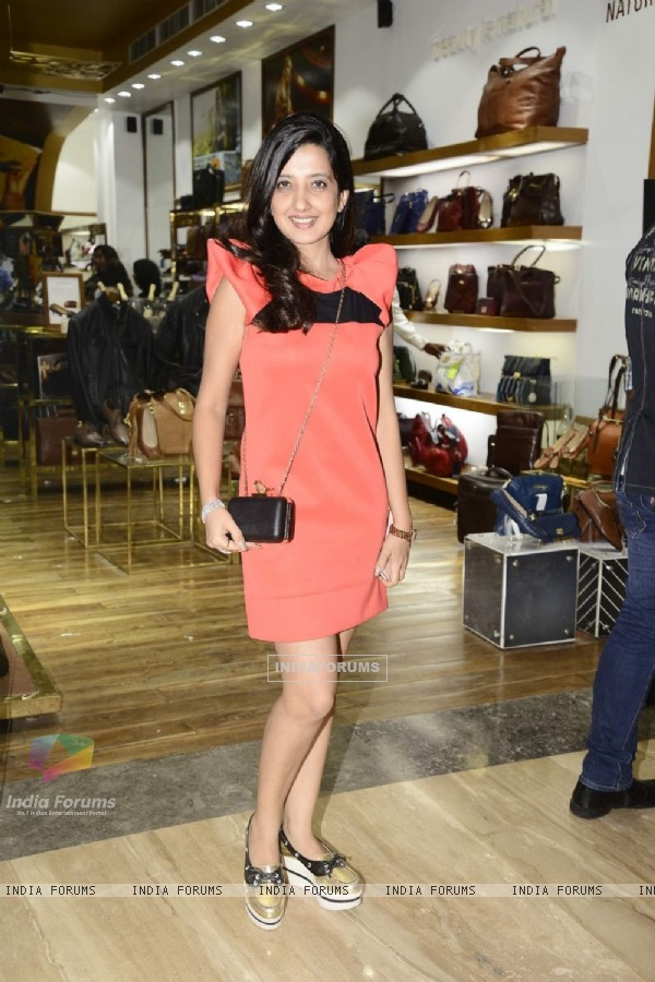 Amy Billimoria at Fashion's Night Out by Vogue India