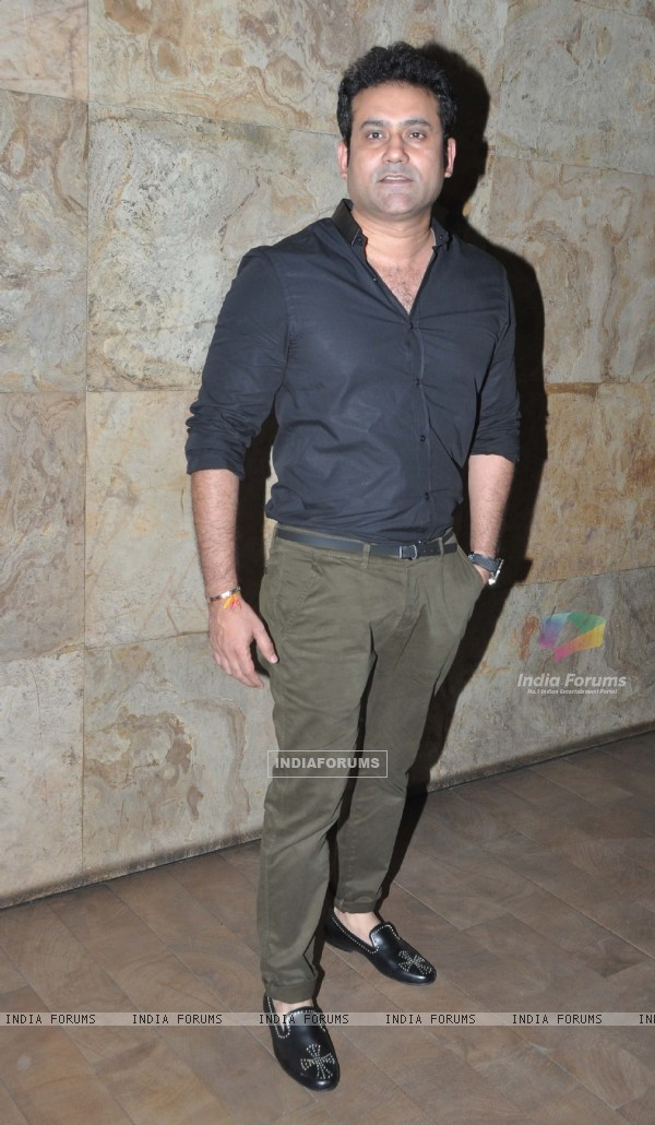 Joe Rajan at Special Screening of Hollywood Movie 'Transporter Refueled'