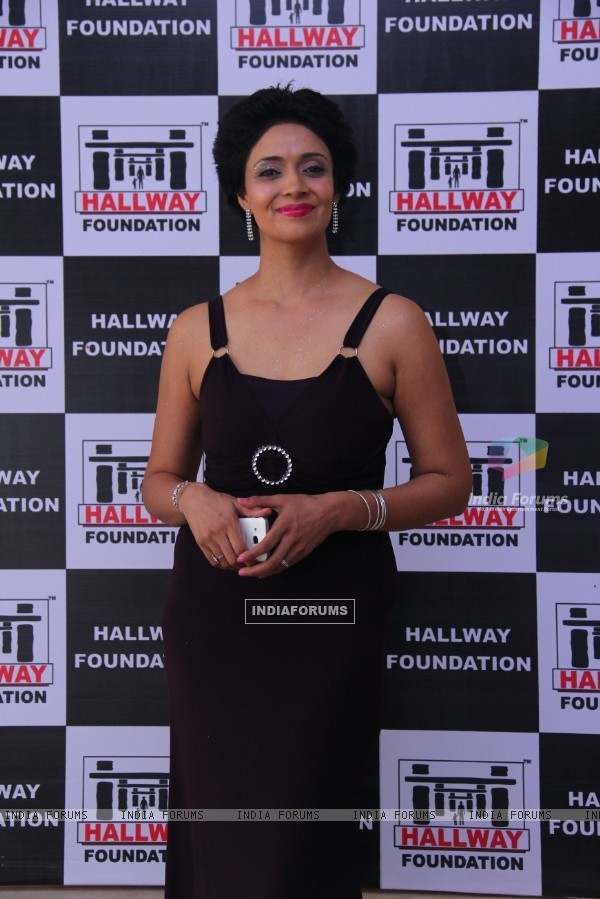 Rubi Bhatia at Hallway Excellence Awards