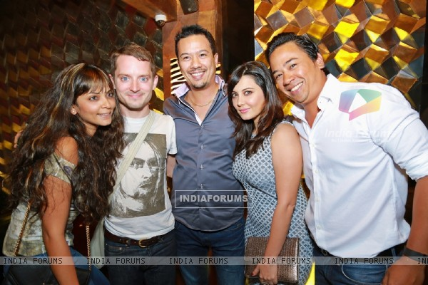 Minisha Lamba at Elijah Wood and Zach Cowie's Bash