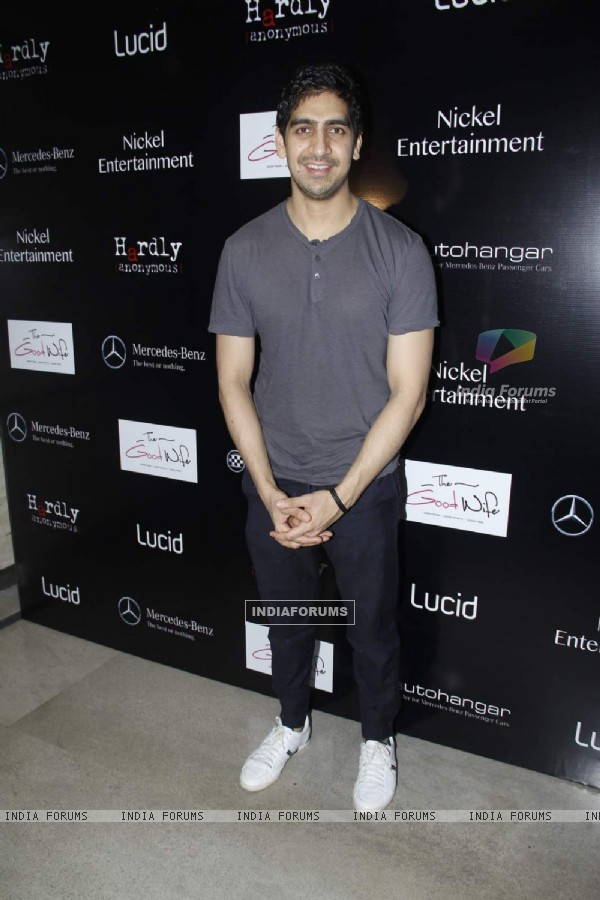 Ayan Mukherji at Elijah Wood Bash