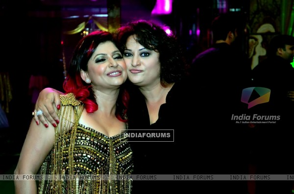 Rinku Karmarkar at Janvi Vora's Birthday Bash