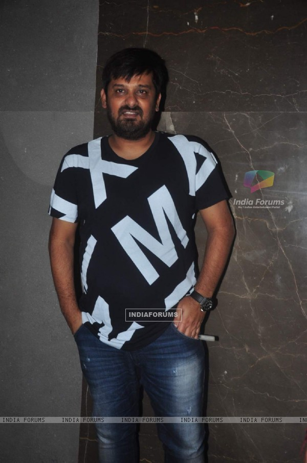 Sajid Ali at Premiere of Meeruthiya Gangsters