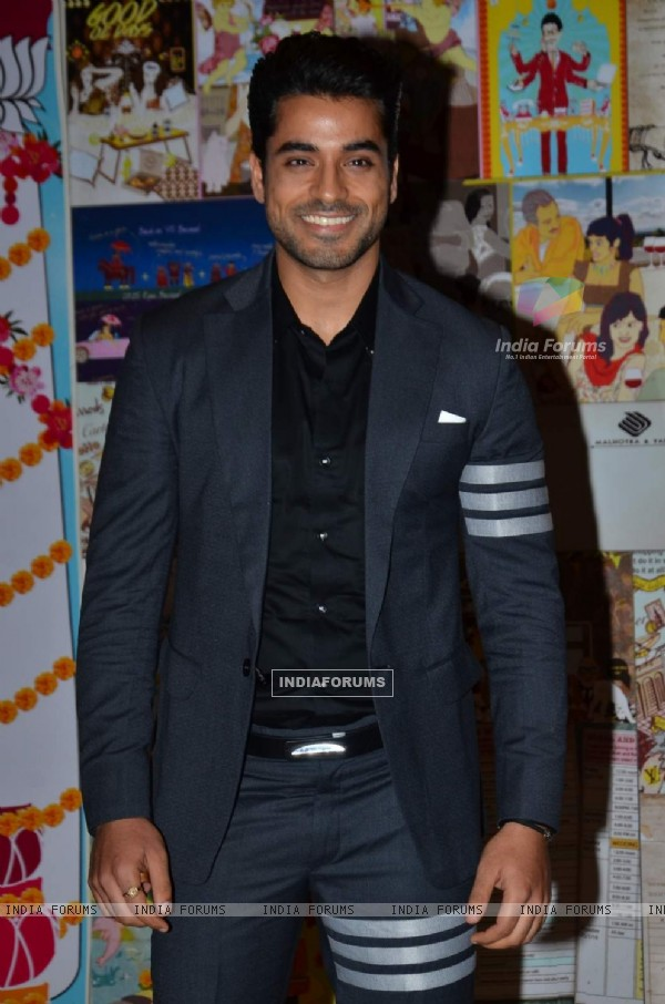 Gautam Gulati at Launch of Sakshi Salve's Book 'The Big Indian Wedding'