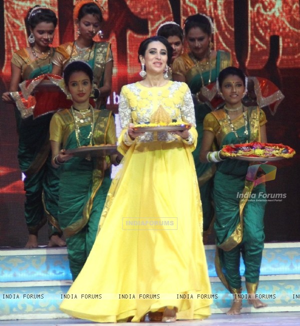 Karisma Kapoor at Sony TV's Deva Shree Ganesha
