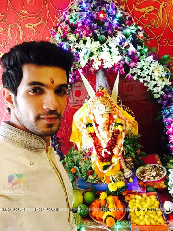 TV Celebs Celebrate Ganesh Chaturthi