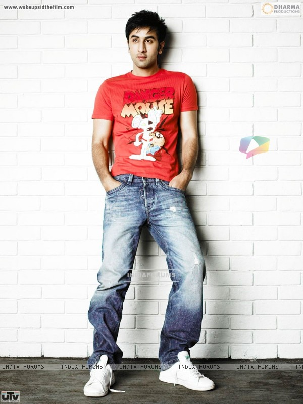 Ranbir Kapoor looking dashing