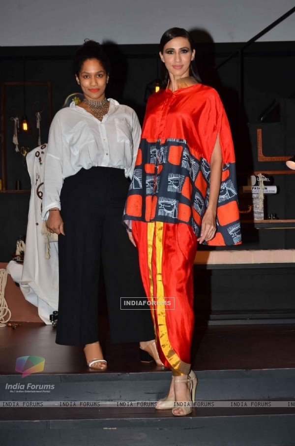 Masaba Gupta at Blenders Pride Tour Preview