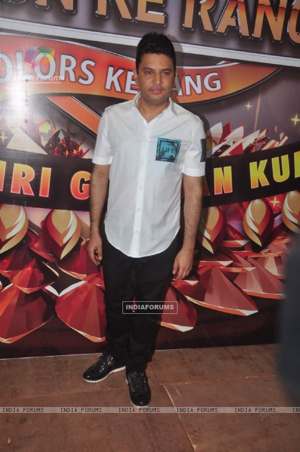 Bhushan Kumar at Suron Ke Rang Colors Ke Sang