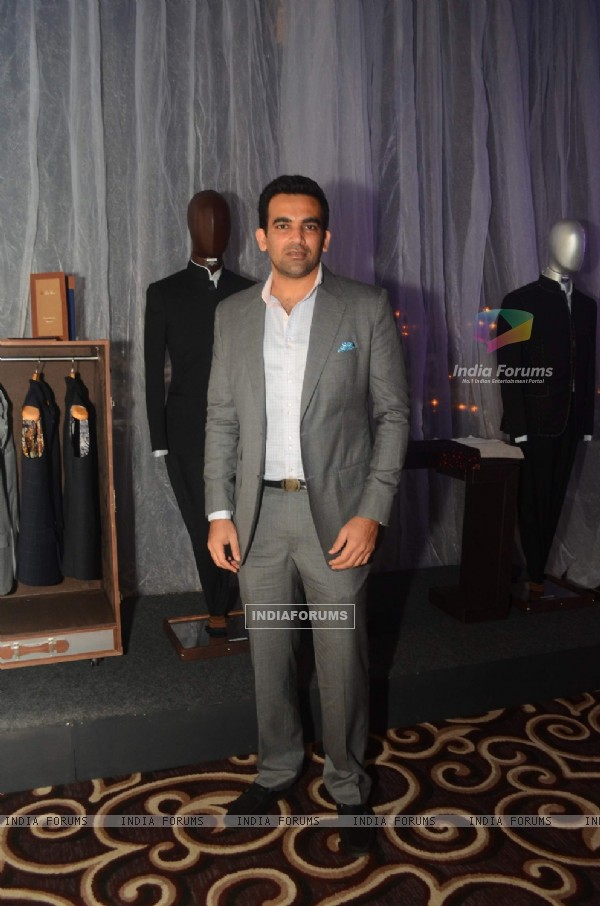 Zaheer Khan at Chivas 18 Presents 'Crafted for Gentlemen'