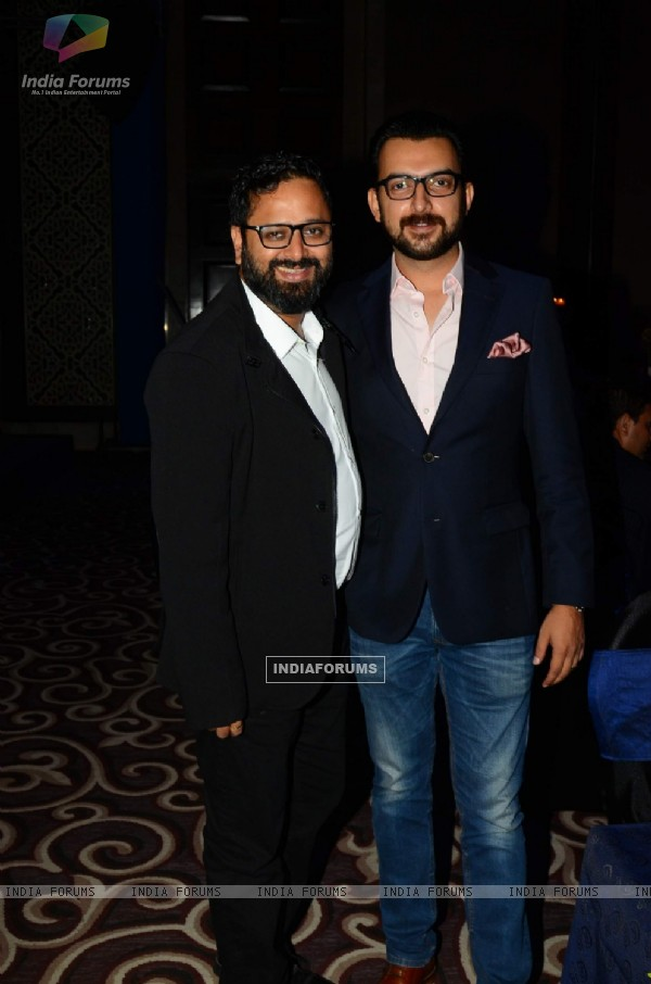 Nikhil Advani at Chivas 18 Presents 'Crafted for Gentlemen'