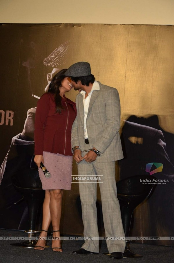 Trailer Launch of Main Aur Charles
