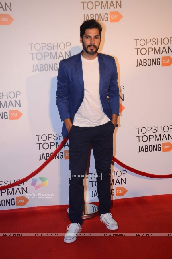 Dino Morea at Launch Of Topshop & Topman