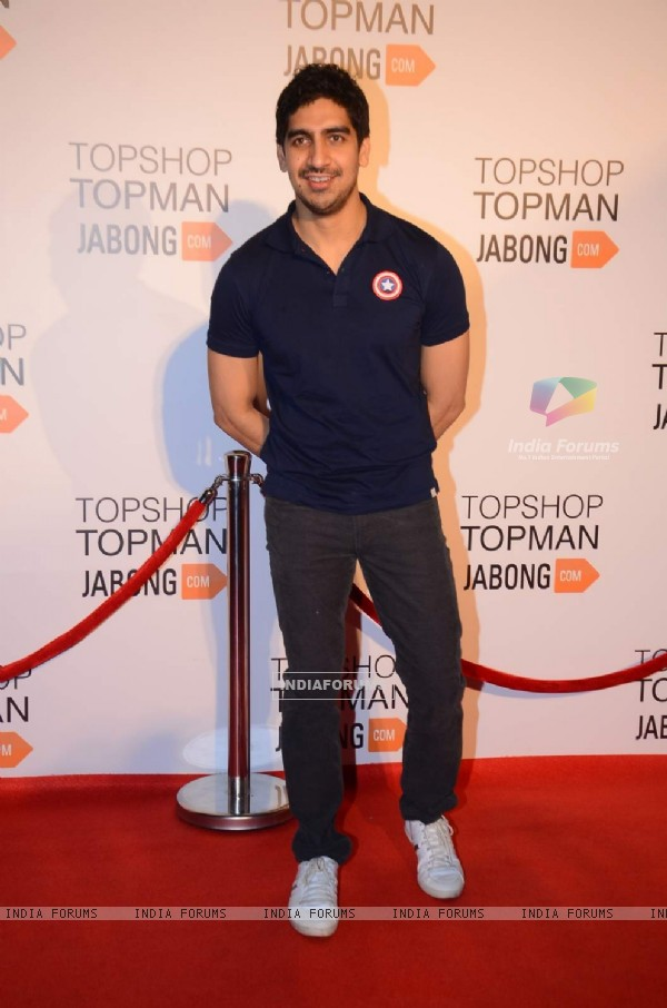 Ayan Mukherji at Launch Of Topshop & Topman