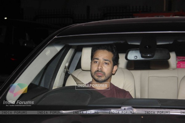 Abhishek Pathak at Special Screening of Kis Kisko Pyaar Karoon