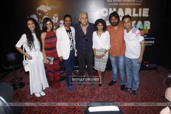 Trailer Launch of the film Charlie Kay Chakkar Mein