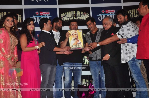 Music Launch of 'Ghulami'
