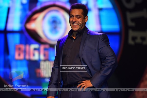 Colors Launches Bigg Boss Nau with Salman Khan