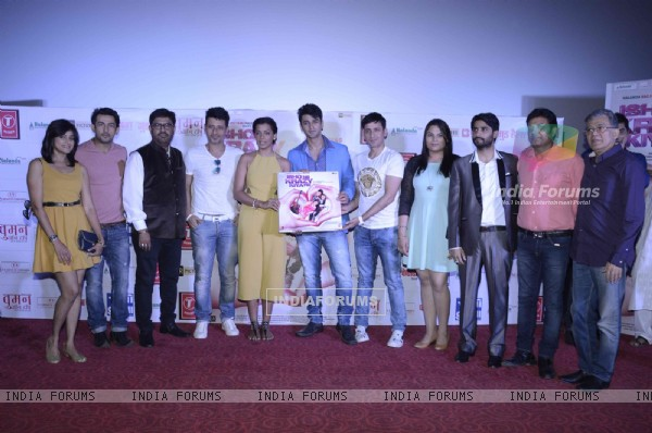Trailer Launch of Ishq ne Krazy Kia Re