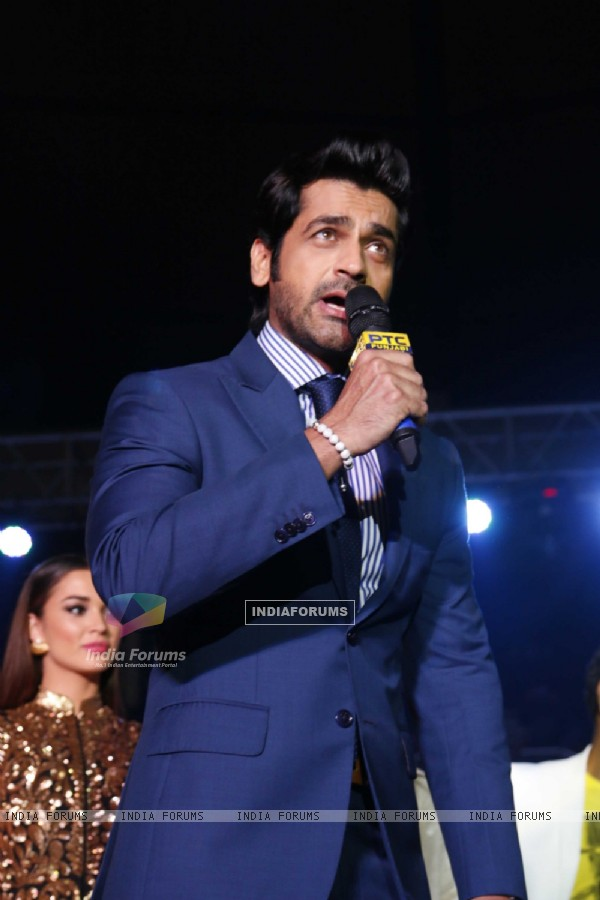 Arjan Bajwa at the celebrations of Bhagat Singh's birth anniversary