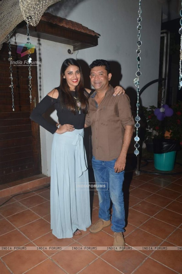 Anushka Ranjan at Press Meet of Wedding Pullav