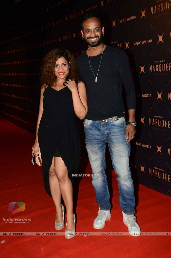 Malishka at Unveiling of Vero Moda's Limited Edition 'Marquee'