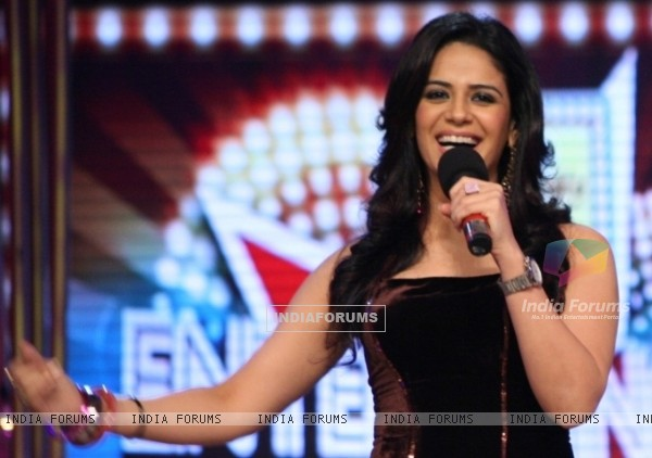 Mona Singh as a host
