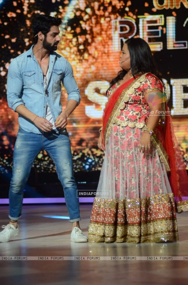 Karan Wahi and Bharti Singh On Jhalak Dikhhla Jaa - Grand Finale