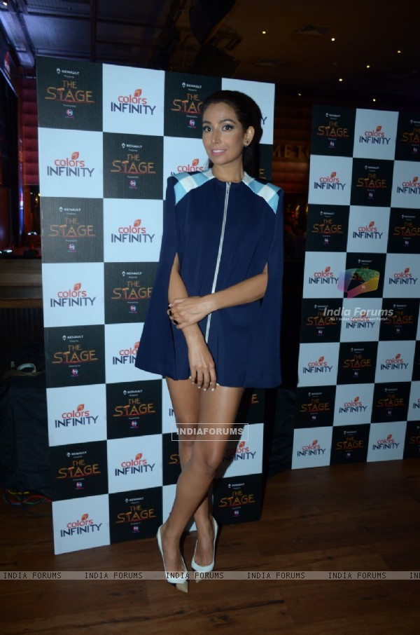 Monica Dogra at Launch of Colors Infinity's 'The Stage'