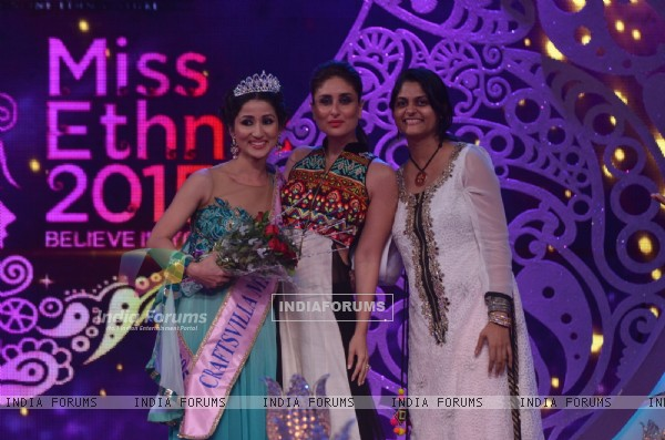 Kareena Kapoor Crowns Monisha Doley as Craftsvilla Miss Ethnic