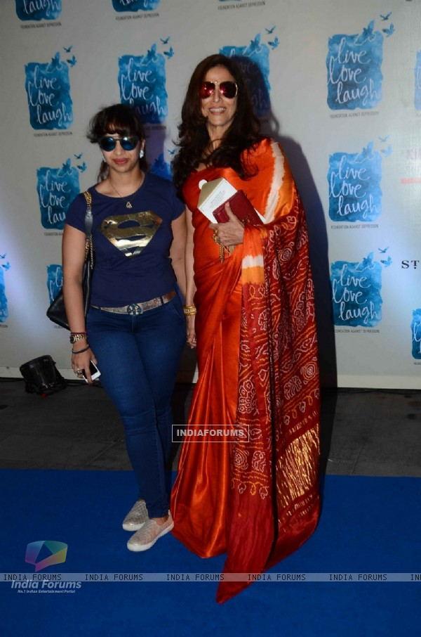 Shobha De at Launch of NGO 'Live Love Life'