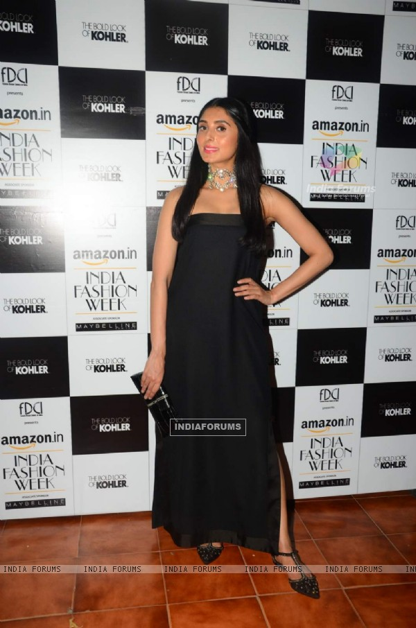 Pernia Qureshi at Amazon Fashion Week