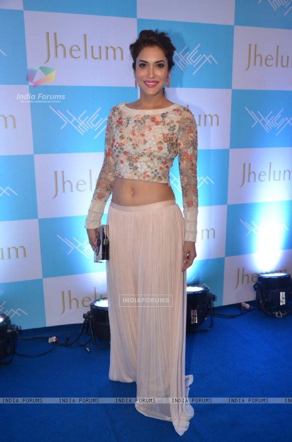 Rashmi Nigam at Jhelum Store Launch