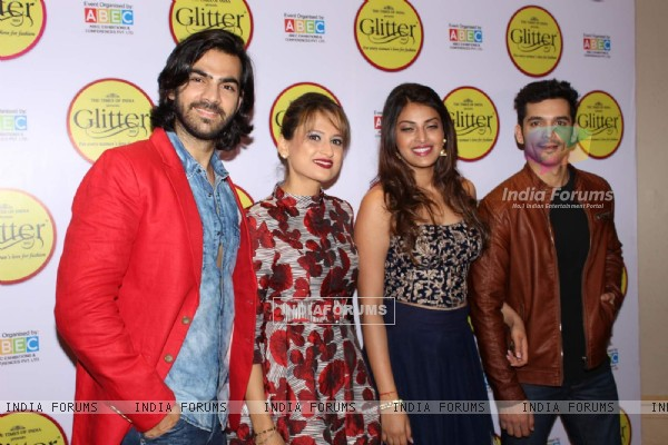 Wedding Pullav Team Inaugurate Glitter 2015