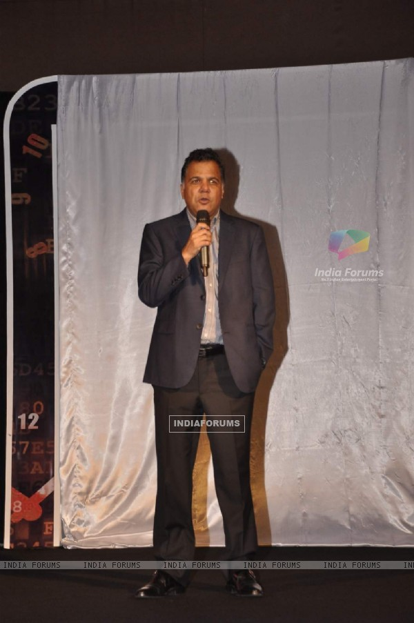 Raj Nayak at Press Meet of '24'