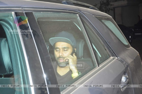 Bosco Martis at Special Screening of Shaandaar
