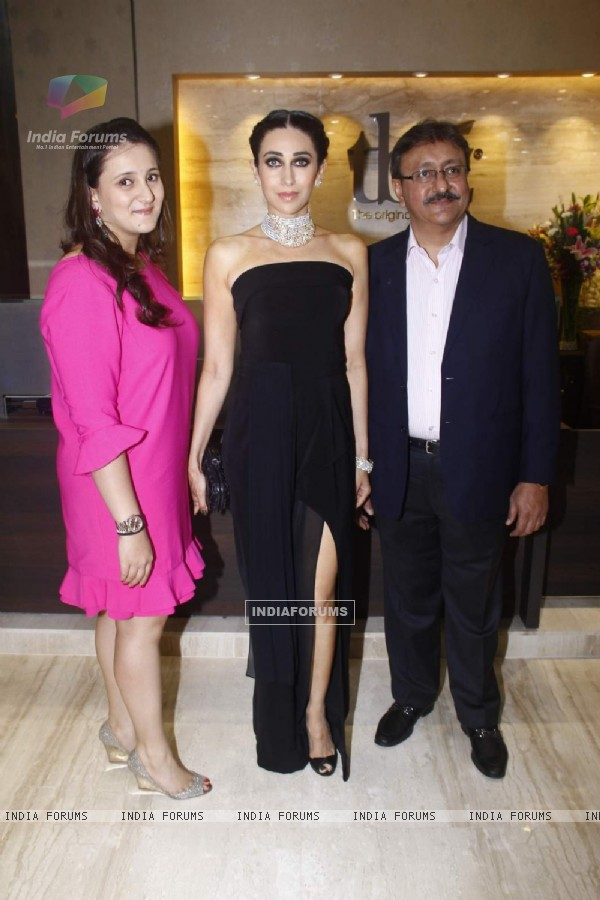 Karisma Kapoor at Launch of TBZ Jewellery Store
