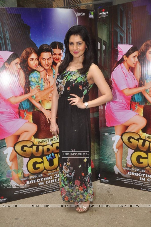 Payal Sarkar at Special Screening of Guddu Ki Gun