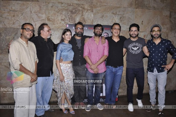 Celebs Attends Special Screening of 'Titli'