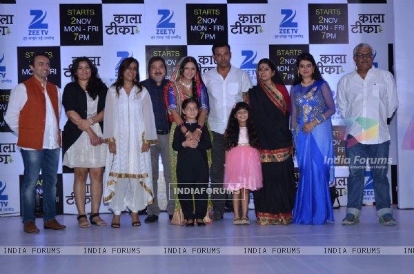 Zee TV launches New Show 'Kaala Teeka'