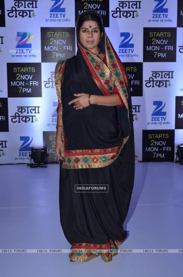 Mita Vashisht at Launch of Zee TV's New Show 'Kaala Teeka'