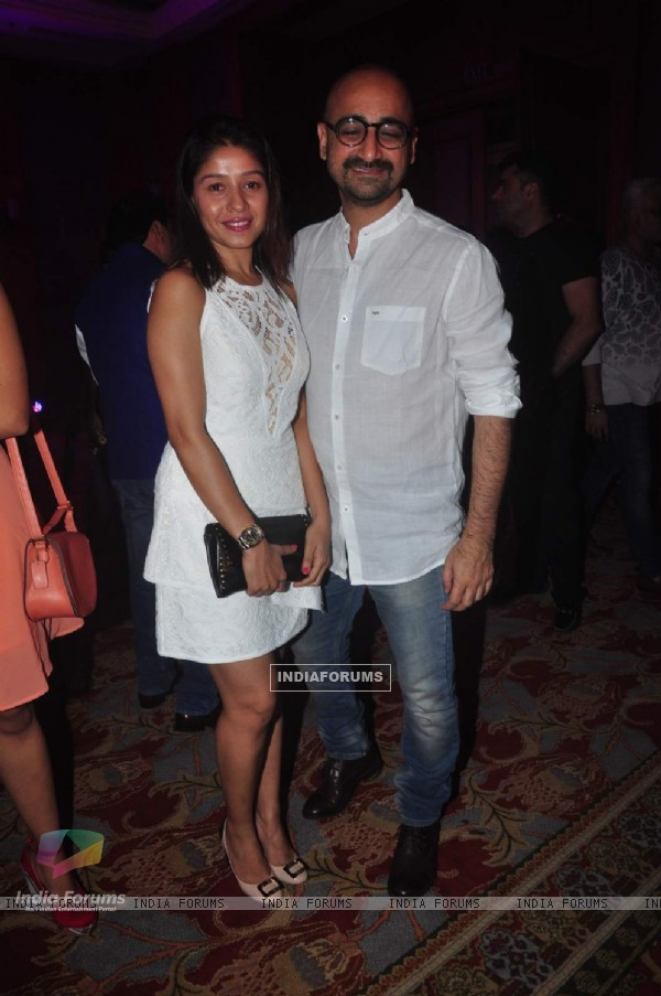 Sunidhi Chauhan at Success Bash of Pyaar Ka Punchnama 2