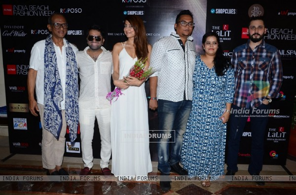 Anusha Dandekar at Inauguration of India Beach Fashion Week
