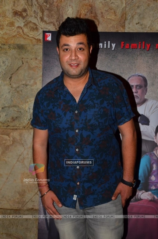 Varun Sharma at the Special Screening of Titli