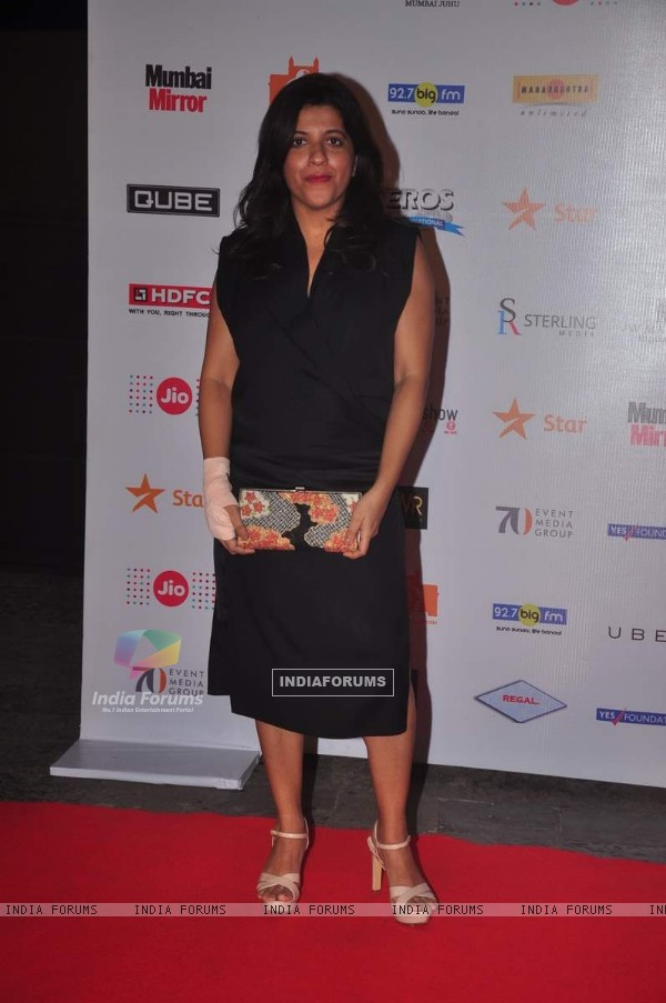 Zoya Akhtar at MAMI Film Festival Day 1
