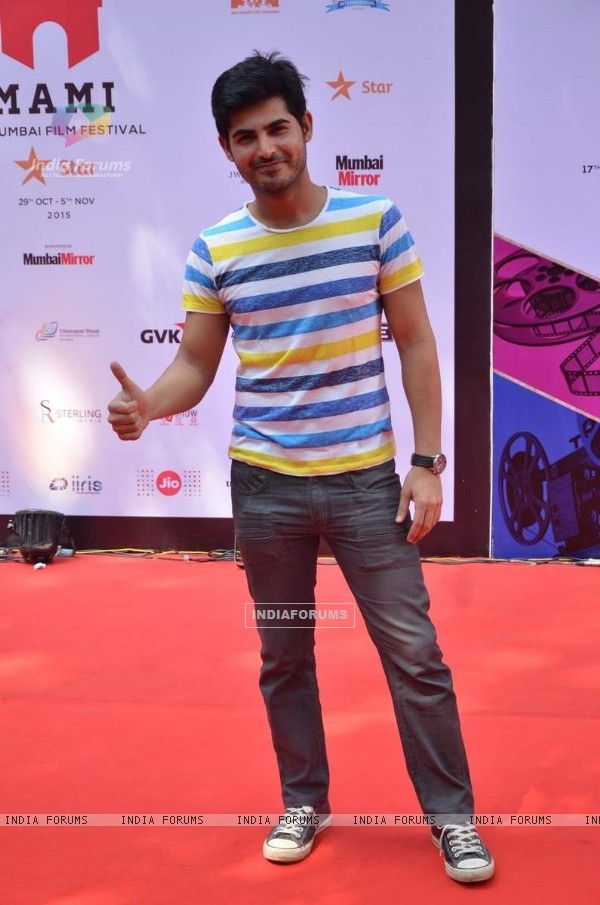 Omkar Kapoor at MAMI Film Festival Day 3
