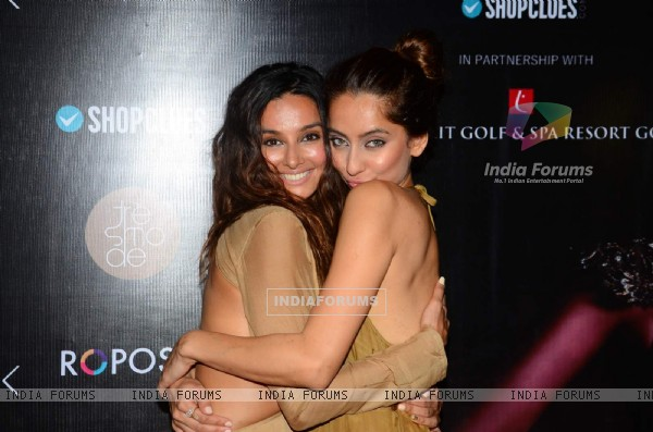 Dandekar Sisters at India Beach Fashion Week Day 1
